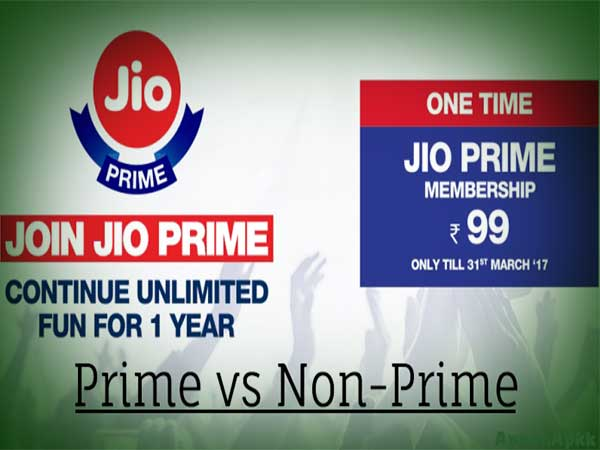 Activate Jio Prime Membership Active