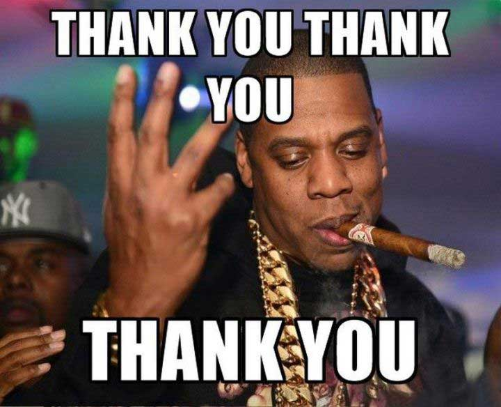Thank You Swag memes