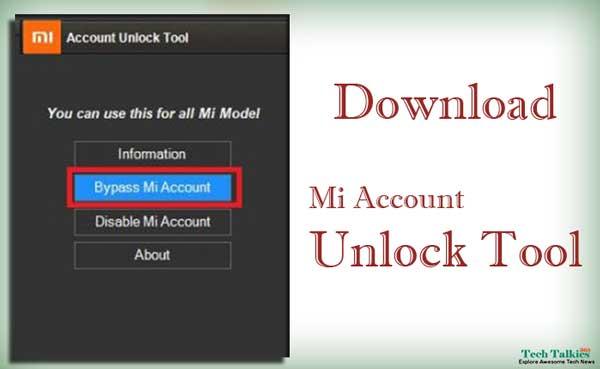 Mi Account Unlock Tool Zip Download