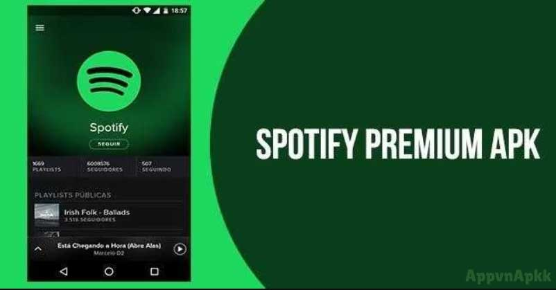Spotify Premium Free APK [Working MOD]